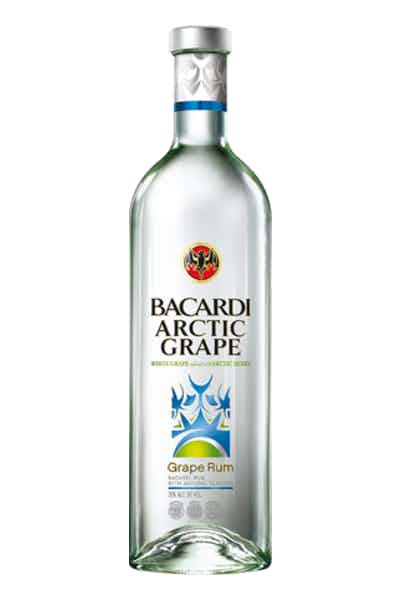 BACARDÍ Arctic Grape Flavored White Rum