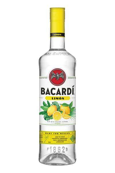 BACARDÍ Limón Flavored White Rum
