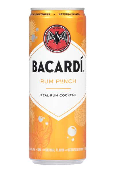 BACARDĺ Ready to Drink Rum Punch
