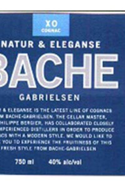Bache Gabrielsen Cognac XO Natur & Eleganse