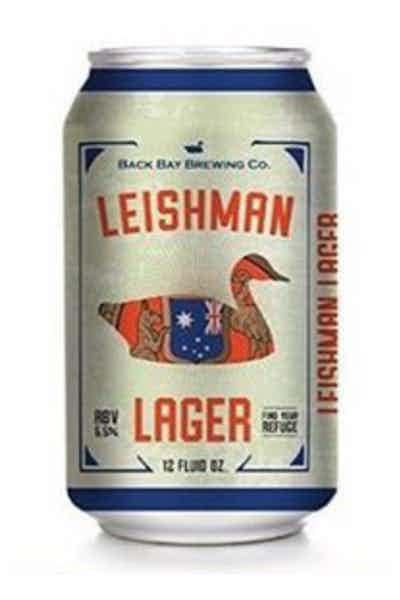 Back Bay Leishman Lager