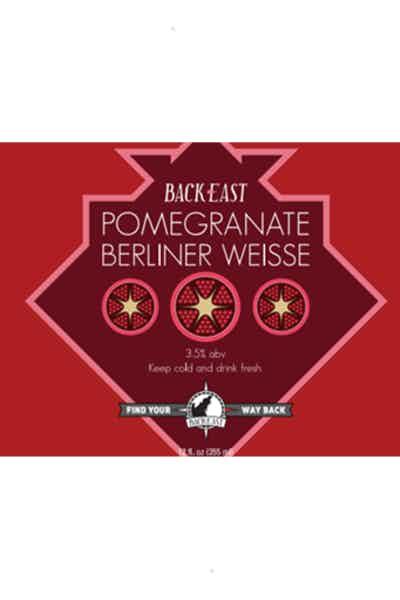 Back East Pomegranate Berliner