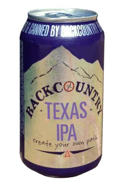 Backcountry Texas IPA