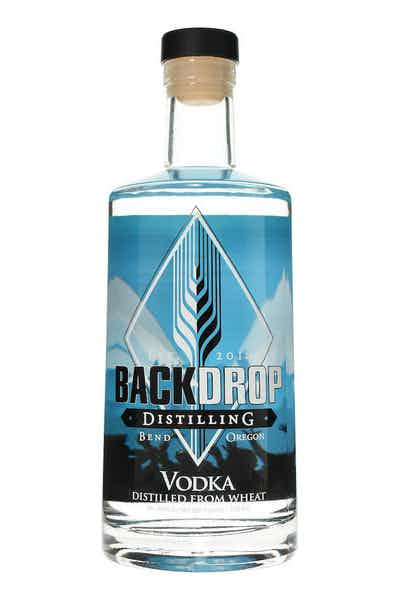 Backdrop Distilling Wheat Vodka