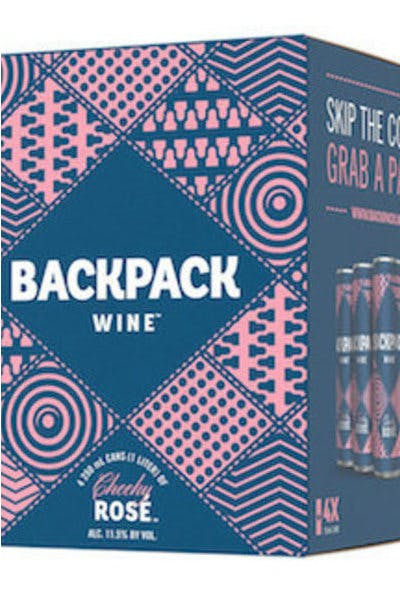 Backpack Wine Cheeky Rose