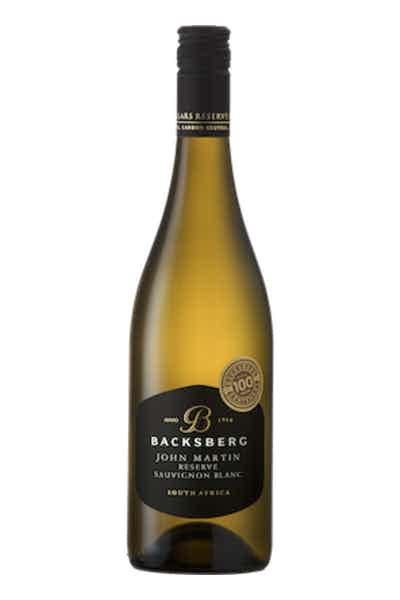 Backsberg John Martin Reserve Sauvignon Blanc