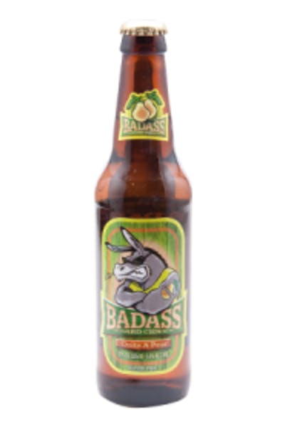 Badass Quite A Pear Hard Cider