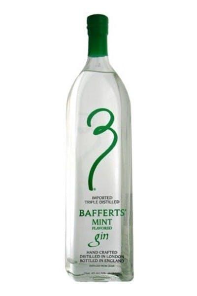 Bafferts Mint Flavored Gin