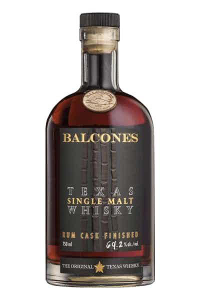 Balcones Single Malt Rum Finish