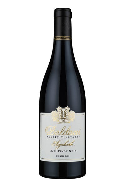 Baldacci Pinot Noir Elizabeth Carneros