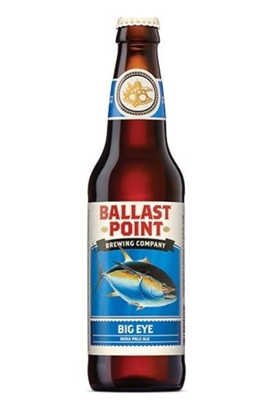 Ballast Point Big Eye IPA [discontinued]