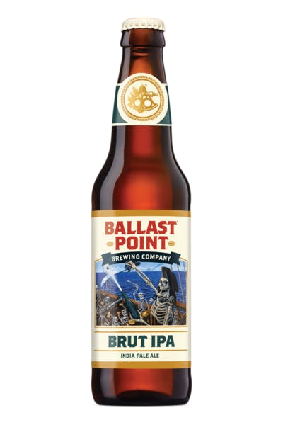 Ballast Point Bone Dry Brut IPA