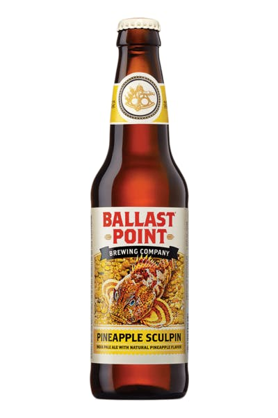 Ballast Point Pineapple Sculpin