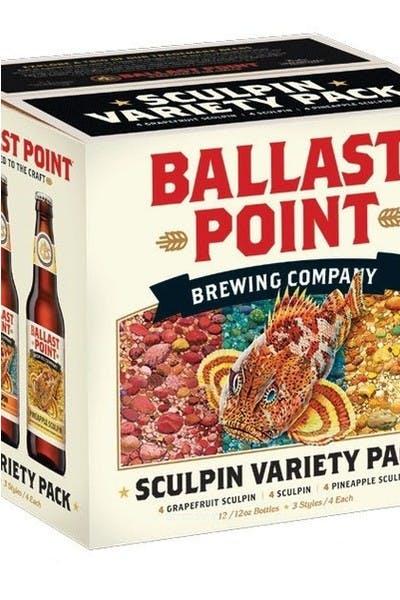 Ballast Point Sculpin Variety