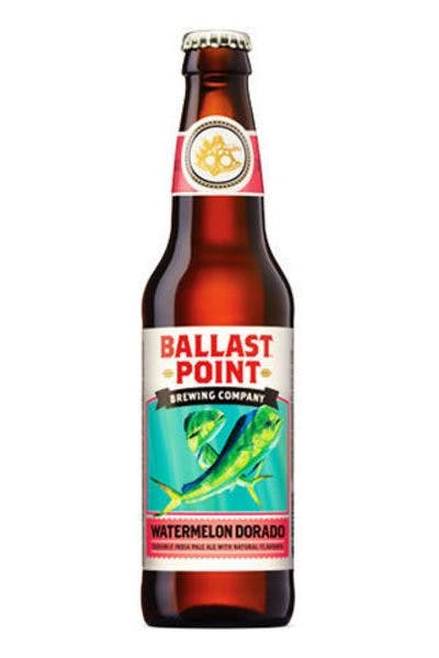 Ballast Point Watermelon Dorado Double IPA [discontinued]