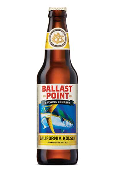 Ballast Point Yellow Tail Pale Ale