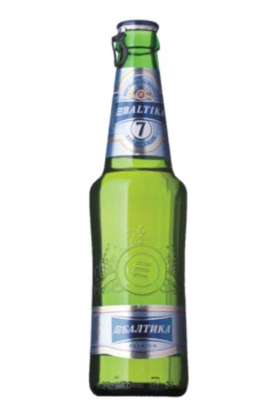 Baltika #7 Export Lager