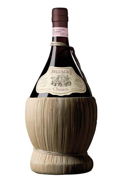 Banfi Bell'Agio Chianti with Straw Basket