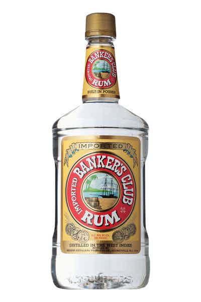 Bankers Club Silver Rum