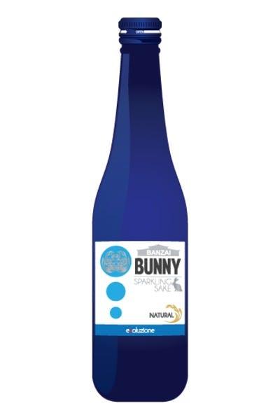 Banzai Bunny Natural Sparkling Sake