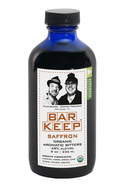 Bar Keep Saffron Bitters from Greenbar Distillery
