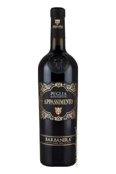 Barbanera Ammone Rosso Appassimento Puglia IGT