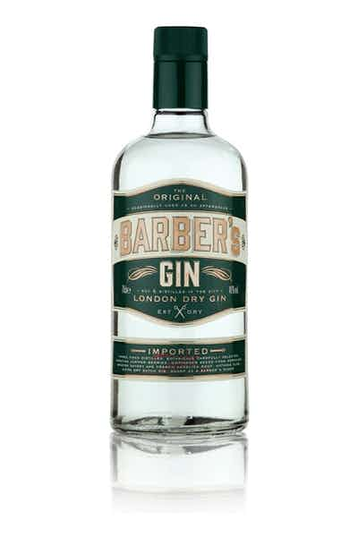 Barbers gin price reviews drizly barbers gin malvernweather Choice Image