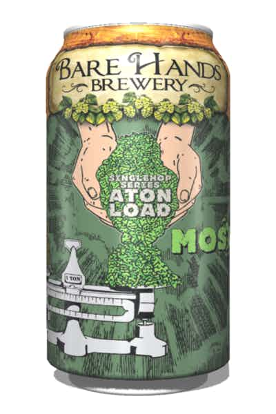 Bare Hands A Ton Load Mosaic Double IPA