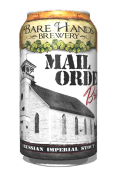 Bare Hands Mail Order Bride Imperial Stout