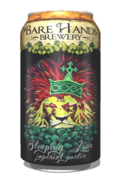 Bare Hands Sleeping Lion Imperial Porter