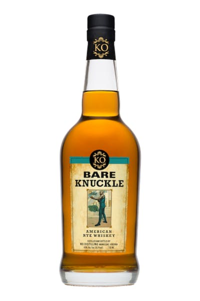 Bare Knuckle Rye Whiskey