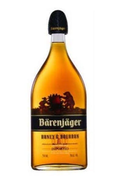 Barenjager Honey & Bourbon W/ Rocks Glass