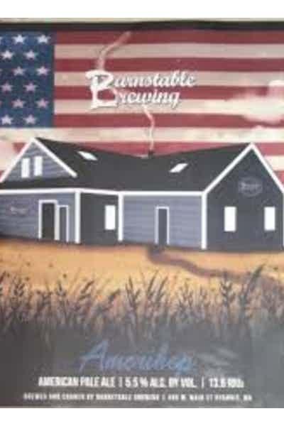 Barnstable Brewing Amerihop