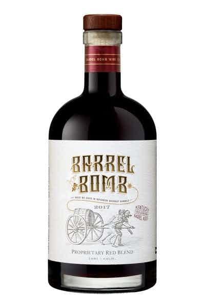 Barrel Bomb Lodi Red