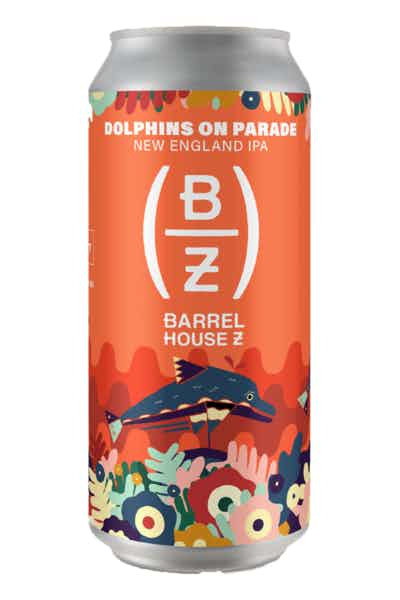 Barrel House Z Dolphins On Parade