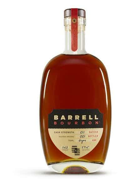 Barrell Bourbon Batch 011