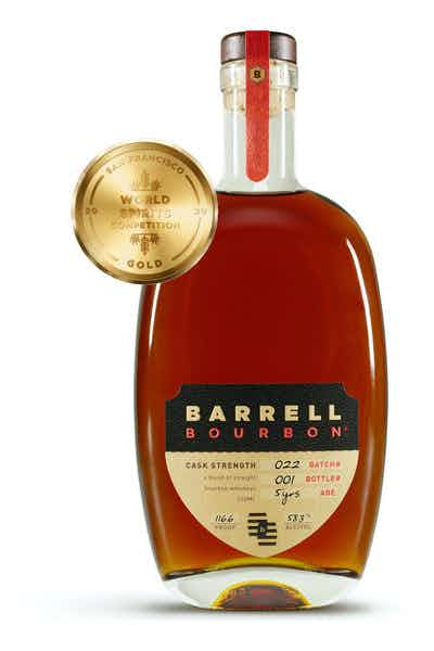 Barrell Bourbon Batch 022
