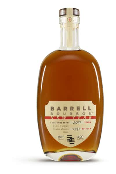 Barrell Bourbon New Year 2019 Edition