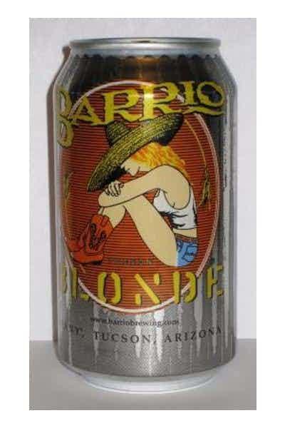 Barrio Tucson Blonde