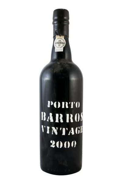 Barros Vintage Port