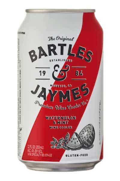 Bartles & Jaymes Watermelon & Mint