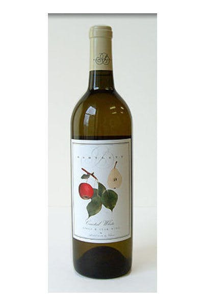 Bartlett Coastal White Apple & Pear Wine