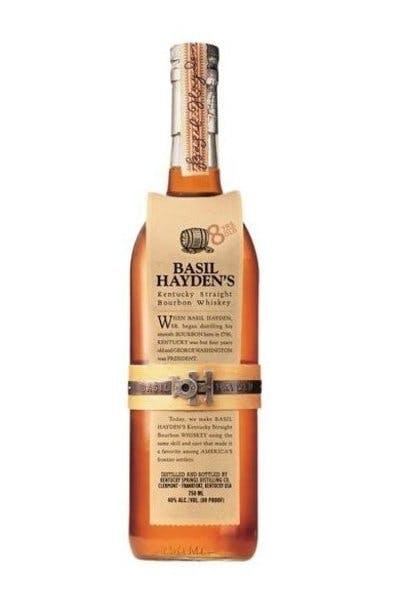 Basil Hayden's Kentucky Straight Bourbon Whiskey Gift Box