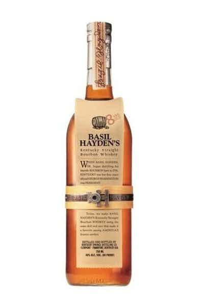 Basil Hayden's Kentucky Straight Bourbon Whiskey Gift Box