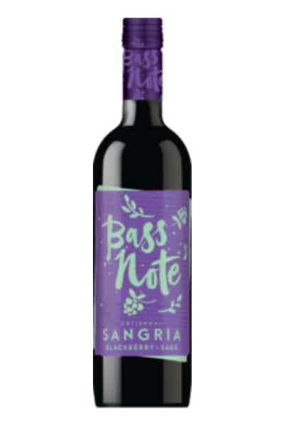 Bass Note Sangria Blackberry Sage