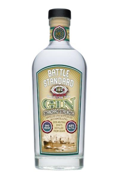 Battle Standard American Dry Gin Standard Stength