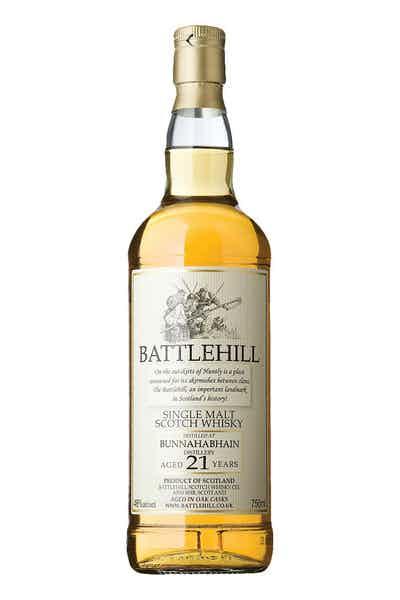 Battlehill Bunnahabhain 21 Year