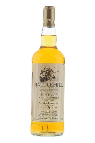 Battlehill Craigellachie 6 Yr