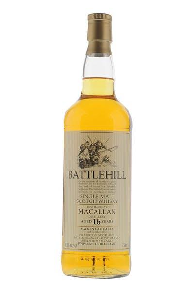 Battlehill Macallan 16 Yr Release 2014