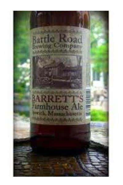 BattleRoad Barretts Farmhouse Ale